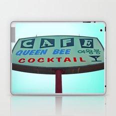 Cafe Queen Bee Laptop & iPad Skin