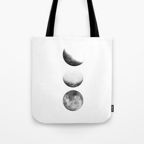 MOON GAZING Tote Bag