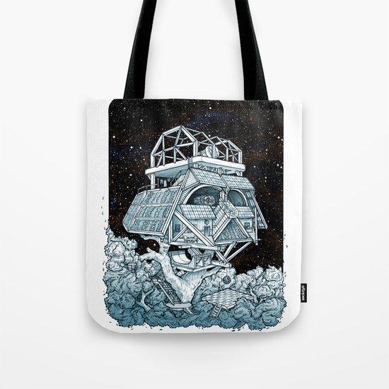 Darth's Treehouse  Tote Bag