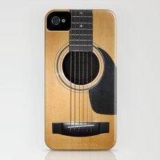 Guitar Slim Case iPhone (4, 4s)