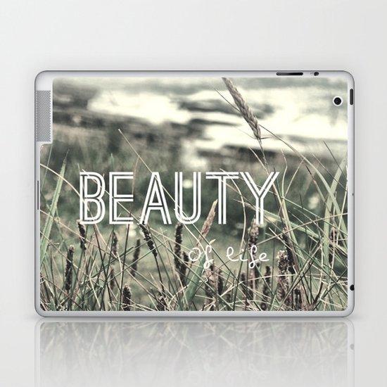 Beauty of Life Laptop & iPad Skin