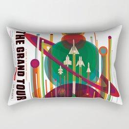 The Grand Tour Rectangular Pillow