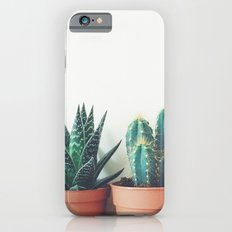 Potted Plants Slim Case iPhone 6s