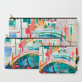 Canal in Venice Carry-All Pouch