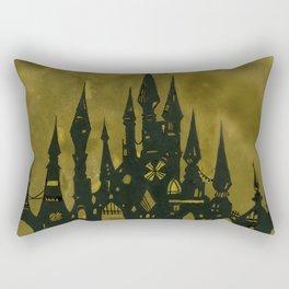 Castle Of The Sun King Rectangular Pillow