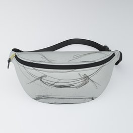 The Grump Fanny Pack