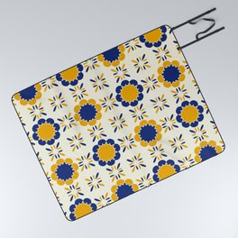 Lisboeta Tile Picnic Blanket