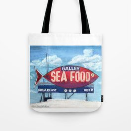 The Galley Tote Bag