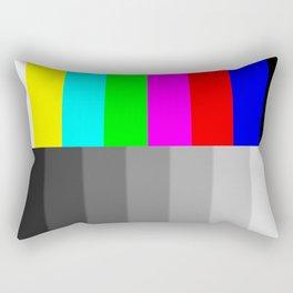 Tv screen Rectangular Pillow