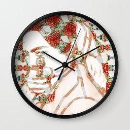 Shotgun Wall Clock