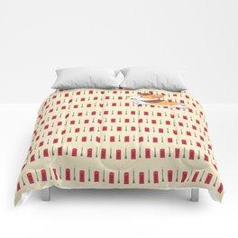 Britain London Corgi Comforters