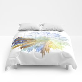 the Flower  (A7 B0163) Comforters