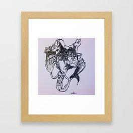 46 Empire Framed Art Print