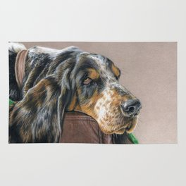 Hound Dog Rug
