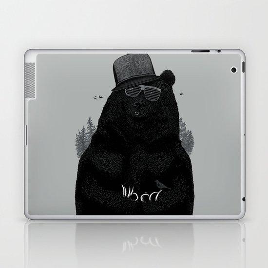 Wood Tang Clan Laptop & iPad Skin