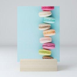 Macaroons Mini Art Print