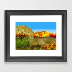 The Midow Framed Art Print