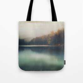 Autumn Dusk Tote Bag