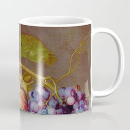 Still Life With Fruit, 1675, Jacob van Walscapelle Coffee Mug