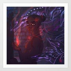 Spirit Matter Art Print