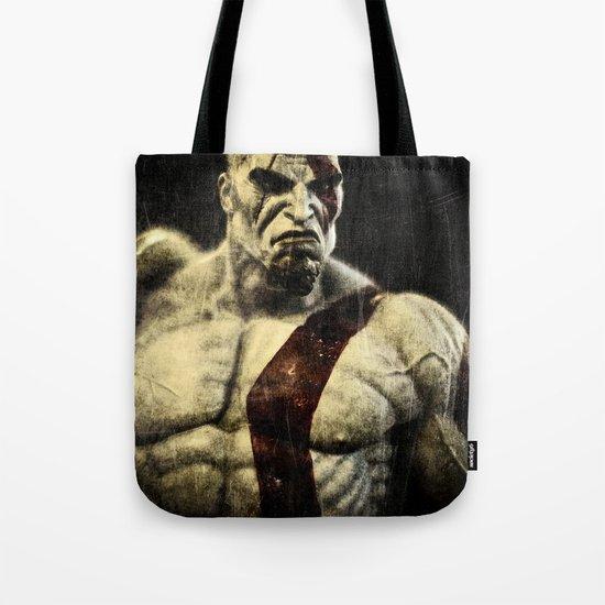kratos Tote Bag
