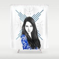 ODESSA Shower Curtain