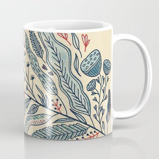 Turning Over A New Leaf Mug