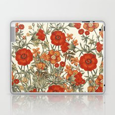 Vintage Garden 10 (Sunset Beauty) Laptop & iPad Skin