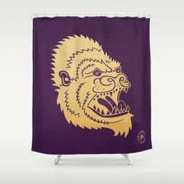 Gorilla Business - Color Shower Curtain