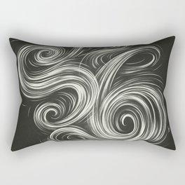 Smoke6 Rectangular Pillow