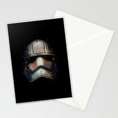 Captain Phasma Shadow Stationery Cards
