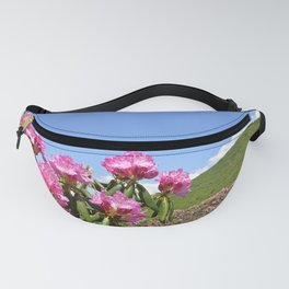 Wild Mountain Rhododendrons Fanny Pack
