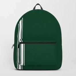 British Racing Green Backpack