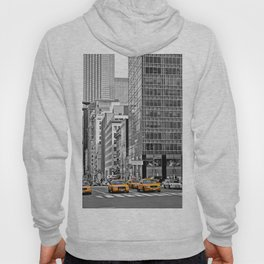 NYC - Yellow Cabs - Police Car Hoody