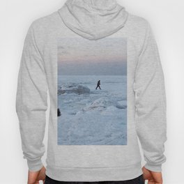 Out on the Ice Hoody
