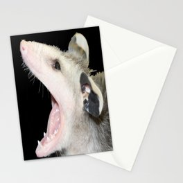 Say Ahhhhh Stationery Cards