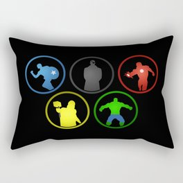 New Olympic Games Rectangular Pillow