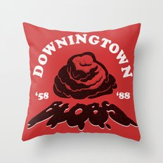 Blobs Throw Pillow
