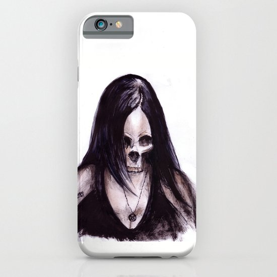 Dead-She iPhone & iPod Case