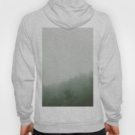 The Forest, Fog and the Rain Hoody