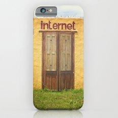 Internet Slim Case iPhone 6s