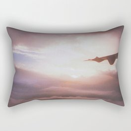 The Endless River Rectangular Pillow