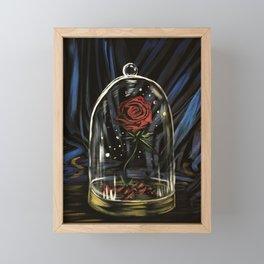 Enchanted Rose Framed Mini Art Print