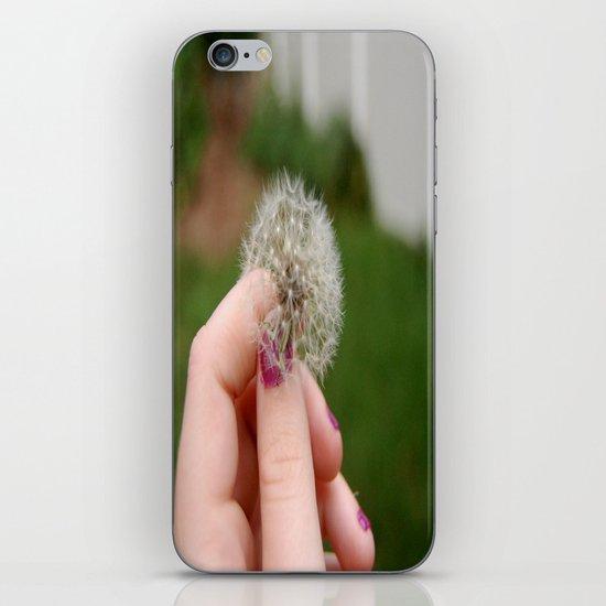 wishing iPhone & iPod Skin