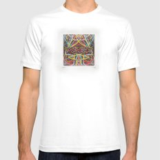 Popouoi Knox Mens Fitted Tee White MEDIUM