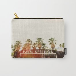 Palm Springs Carry-All Pouch