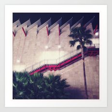 Los Angeles County Museum of Art Art Print