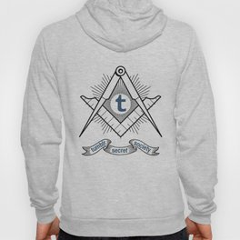 Tumblr Secret Society Hoody