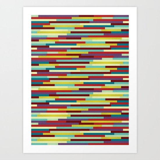 Estival Mirage Art Print