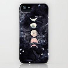 Moon Phases Slim Case iPhone (5, 5s)